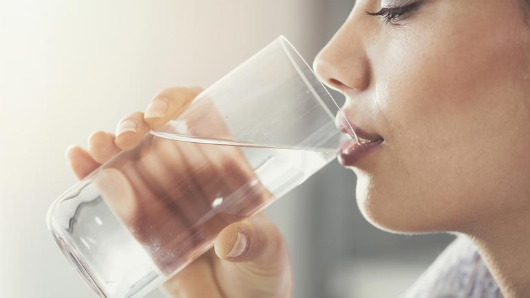 Water is defined as an essential nutrient